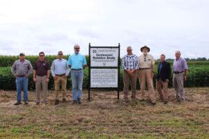 MS Corn Promotion Board Centennial Rotation Study 1